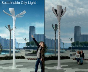 Substainable City Light