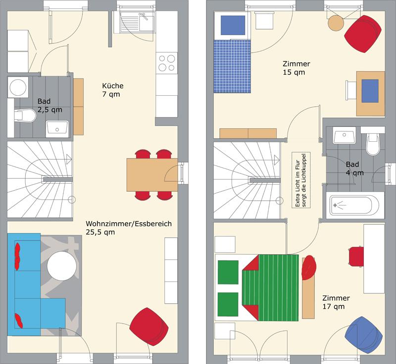 magazin clever wohnen mit ikea und die auswirkungen auf. Black Bedroom Furniture Sets. Home Design Ideas