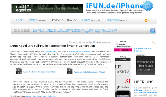 iphone-ticker.de