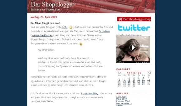 shopblogger.de