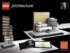Lego Frank Lloyd Wright Guggenheim
