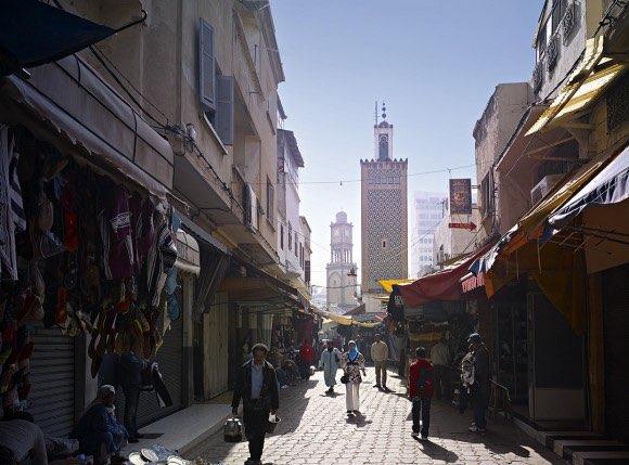 GE-old medina casablanca morocco