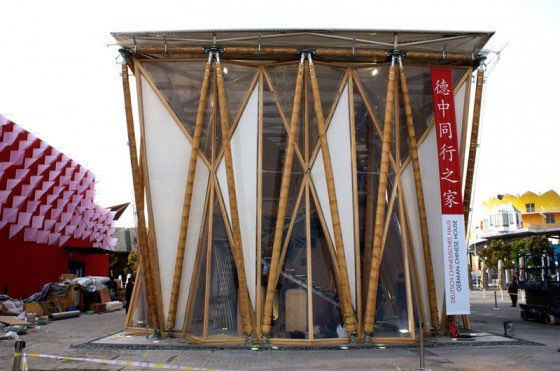 Deutsch-Chinesisches Haus Expo 2010
