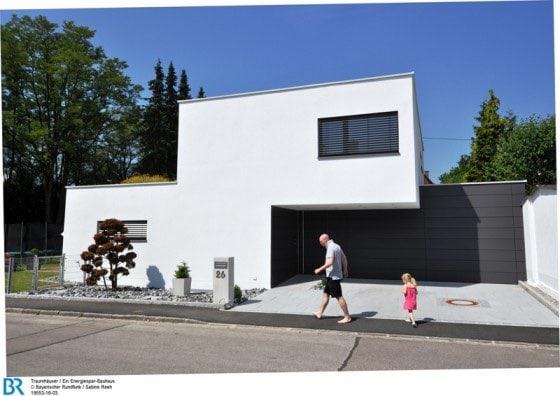Modern und klar strukturiert im Bauhausstil.  Bild: BR/Sabine Reeh.