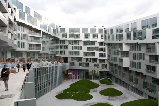 8 House by BIG Bjarke Ingels Group